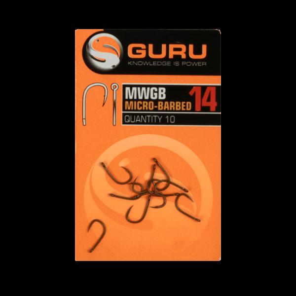 Guru MWG Hook Barbed horog | CarpLine.hu