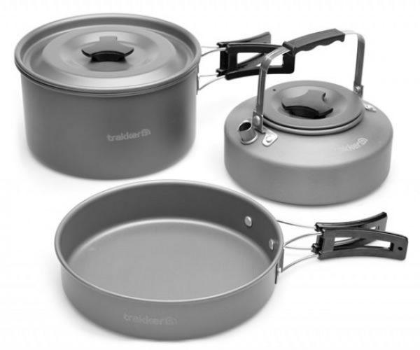 Trakker Armolife Complete Cookware Set | CarpLine.hu