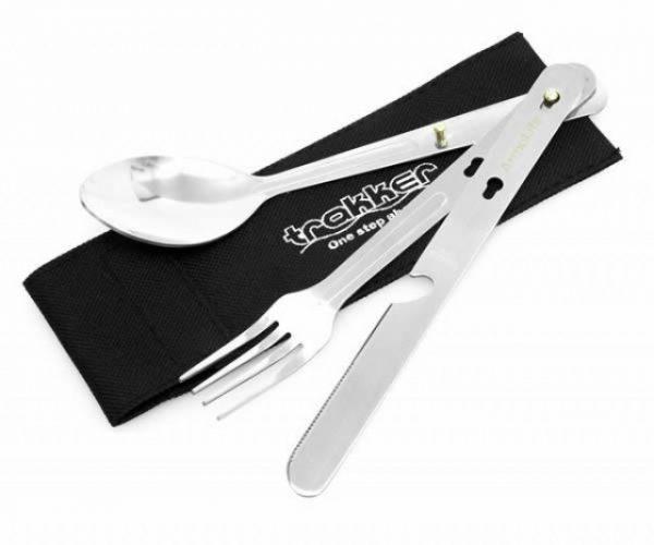 Trakker Armolife Cutlery set   CarpLine.hu