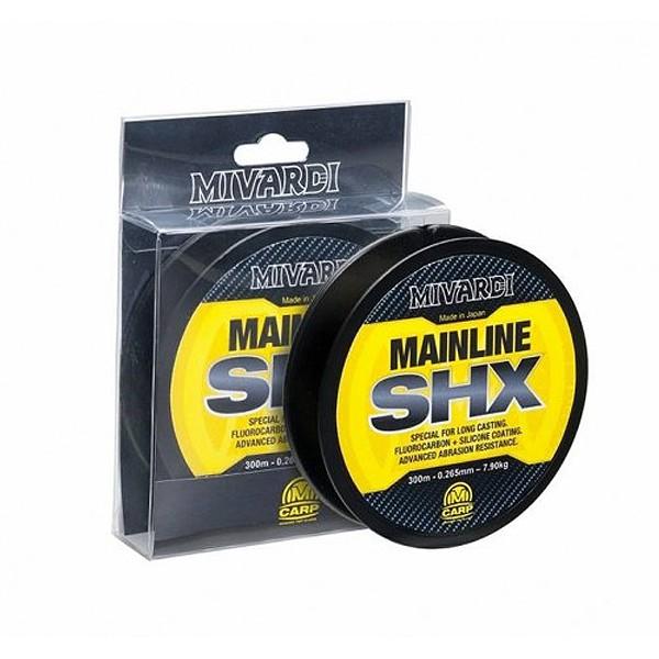 MIVARDI MAINLINE SHX 0.235MM 300M | CarpLine.hu