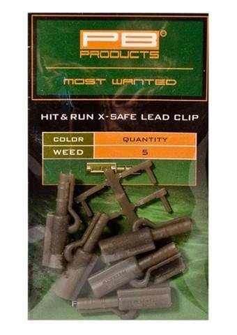 PB Products Hit&Run Leadclip weed | CarpLine.hu