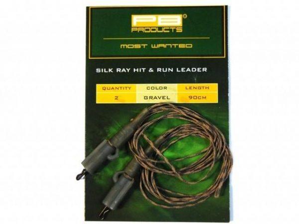 PB Products Silk Ray Hit&Run Leader - Biztonsági szerelék | CarpLine.hu