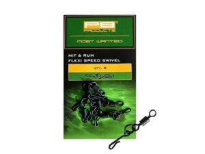 17069-PB-Products-Flexi-Ring-Swivel-gyorskapocs | CarpLine.hu