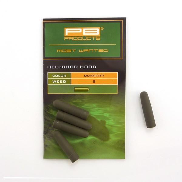 PB Products Heli-Chod Hoods Weed - növényzet színű gumi ütköző | CarpLine.hu