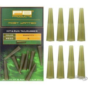 17080-PB-Products-HitRun-Tail-rubbers-weed-novenyzet-szinu-gumikup   CarpLine.hu