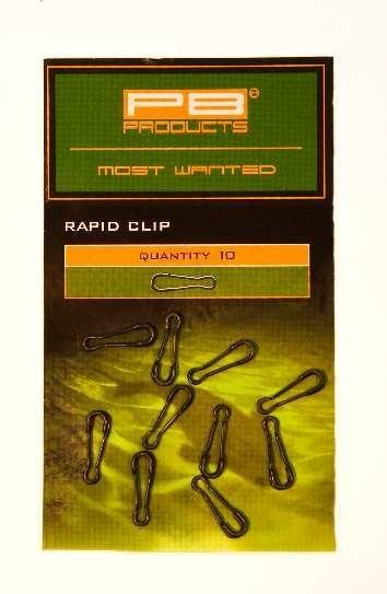 PB Products Rapid Clip - gyorskapocs | CarpLine.hu