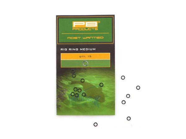 PB Products Rig Ring medium - fémkarika 3,7MM | CarpLine.hu