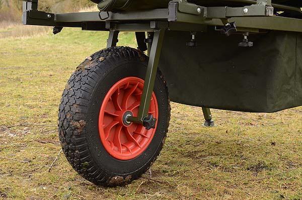 Solar Tackle - Barrow Punctureproof Wheel And Frame | CarpLine.hu