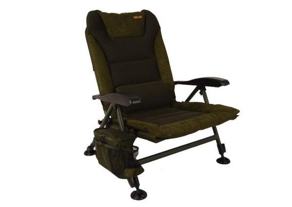 Solar Tackle - SP C-Tech Recliner Chair - Low   CarpLine.hu