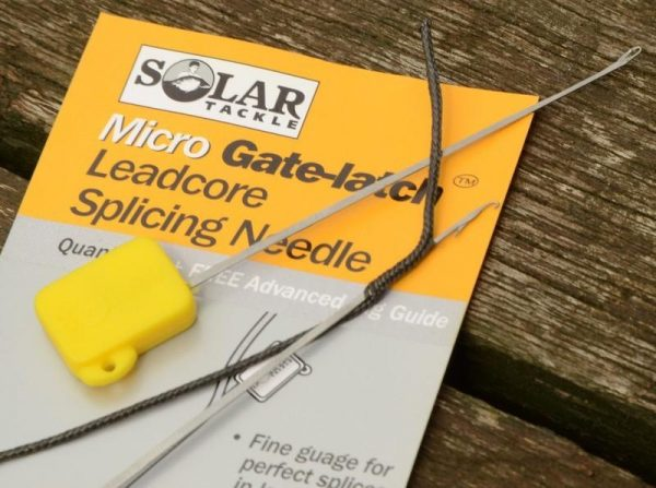 Solar Leadcore fűzőtű mikro   CarpLine.hu