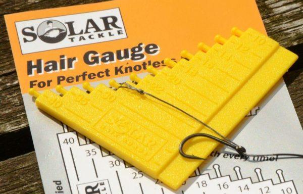 Solar Hair Gauge (hajszálelőke mérő)   CarpLine.hu