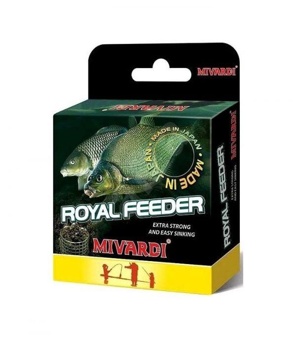 MIVARDI Royal Feeder zsinór 0,205mm 200m | CarpLine.hu