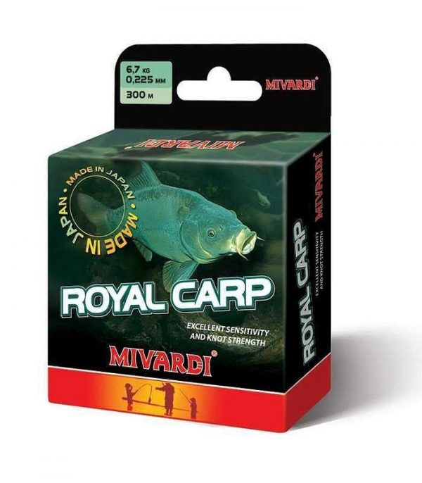 MIVARDI Royal Carp 0,285mm 300m   CarpLine.hu