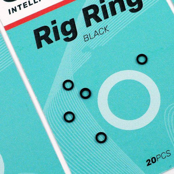 SEDO Rig Ring Black 3,1mm   CarpLine.hu