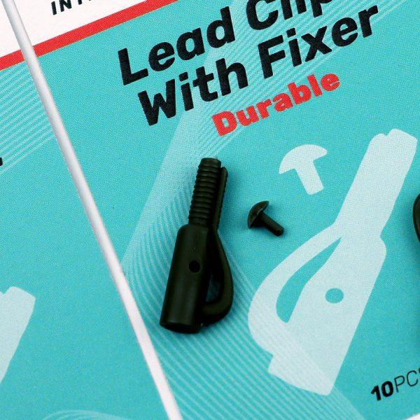 SEDO Fixer Lead Clips   CarpLine.hu