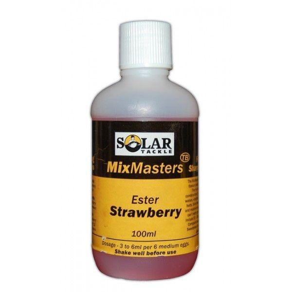 Solar Aroma Strawberry 100ml | CarpLine.hu