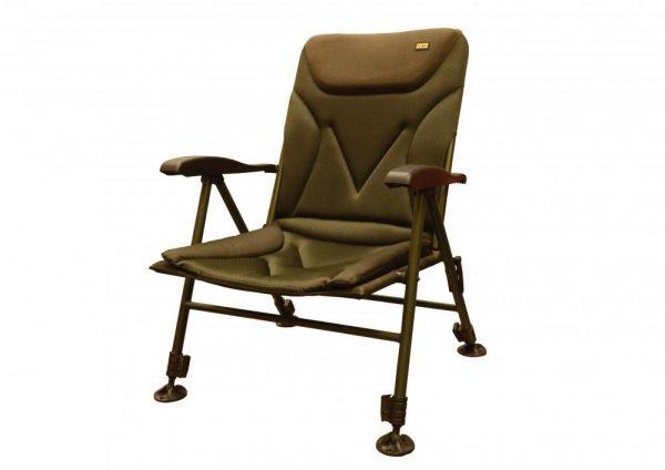 Solar Tackle Bankmaster Recliner Chair - Karfás szék | CarpLine.hu
