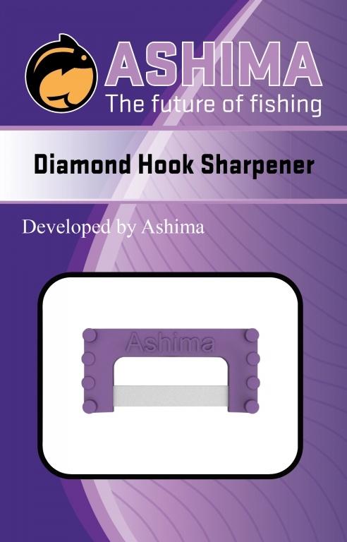 Ashima Diamond Hook Sharpener | CarpLine.hu
