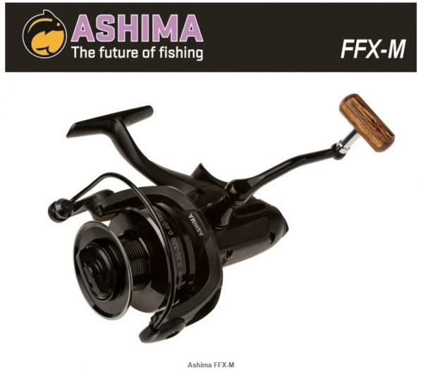 Ashima Free runner FFX M 6000 | CarpLine.hu