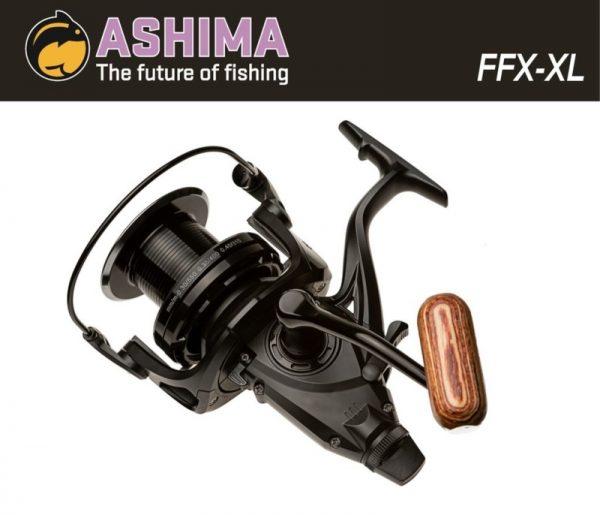 Ashima Free runner FFX - XL 10000 | CarpLine.hu