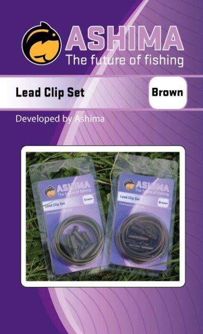 Ashima Lead Clip SET   CarpLine.hu