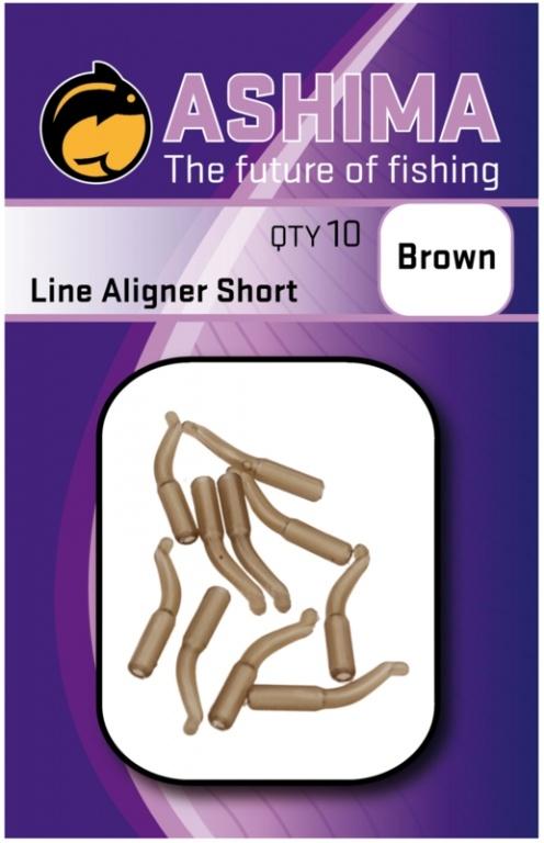 Ashima Line liners short brown | CarpLine.hu
