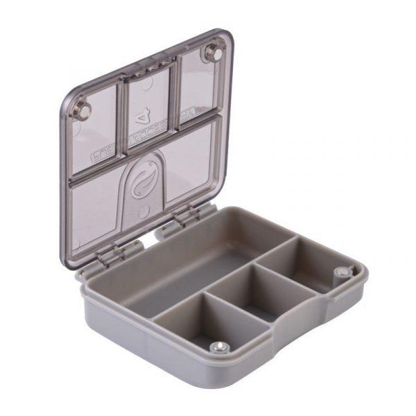 Guru Feeder Box Accessory Box 4 rekeszes tároló doboz   CarpLine.hu