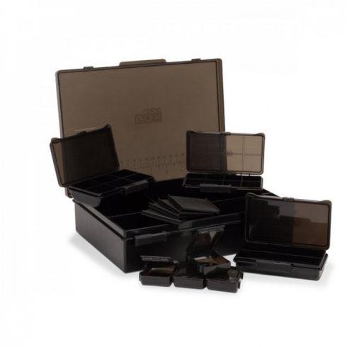 Nash Box Logic Medium Tackle Box Loaded   CarpLine.hu