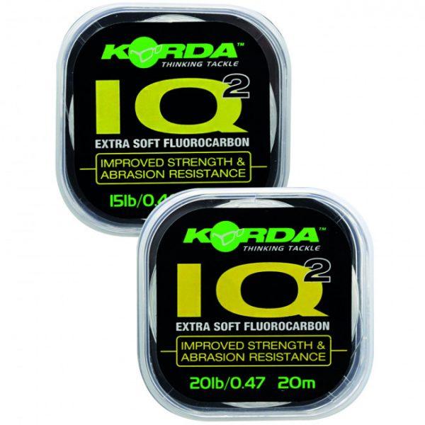Korda IQ2 / IQ Extra Soft - 15lb - 20m   CarpLine.hu