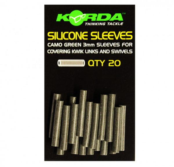 Korda Silicones sleeves - szilikoncső   CarpLine.hu