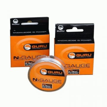 Guru N-Gauge előtét és előkezsinór 9lb | CarpLine.hu