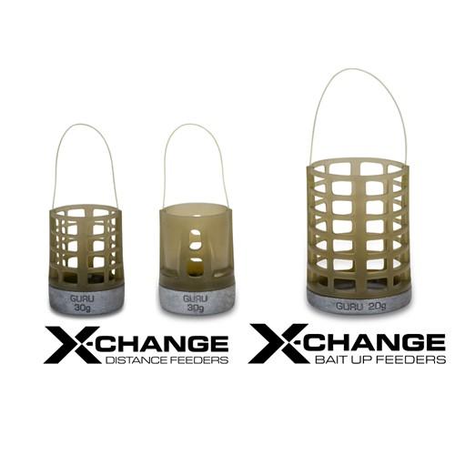 Guru X-Change Bait Up Feeder Medium 20g+Large 30g | CarpLine.hu